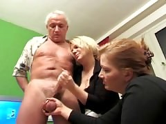 mom catches son jerking off porn